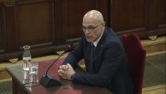 El exconseller de Acción Exterior Raül Romeva.