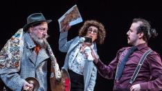 La programación del Teatro Olimpia arranca el 5 de abril con Els Joglars