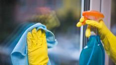 Limpiar cristales recurso