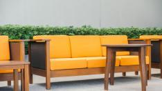 Recurso mobiliario terraza