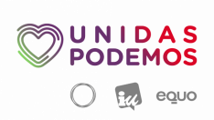 Logotipo de Unidas Podemos.