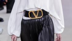 Cinturón de Valentino.