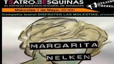 Cartel Margarita Nelken