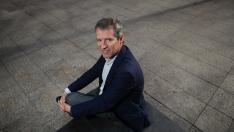 Daniel Pérez Calvo, cabeza de lista de Ciudadanos Aragón a las autonómicas.