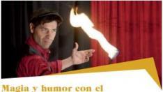 Magia y humor, Civi Civiac.