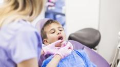 Se recomienda que las visitas al dentista sean a partir de los dos años.