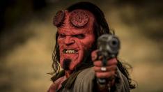 Fotograma de 'Hellboy'.
