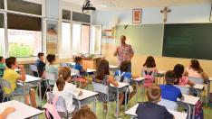 Las clases de Religión se reducen a partir del curso próximo y pasan de 90 minutos semanales a 45.
