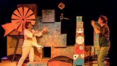 Imagen del espectáculo 'La granja'.