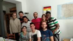 Los jóvenes de Proyecto LAR, de Fundación Itaka Escolapios.