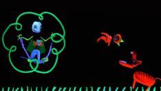 Imagen del espectáculo 'Pedro y el lobo'.