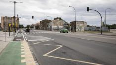 Los vecinos piden que se ejecuten las obras pendientes de la avenida de Cataluña