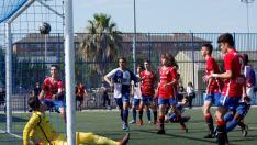 Final. Aragón Infantil. Montecarlo vs. Ebro.