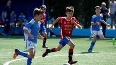 Final. 1ª Benjamín grupo A- Montecarlo vs. El Salvador.