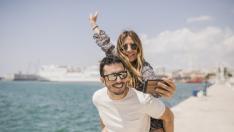 Aunque desde fuera se puedan ver ridículas, las poses son claves para el éxito de un selfi.