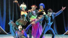 La compañía teatral Yllana presentará su espectáculo 'The Opera Locos'.
