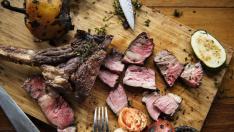 Cortar carne