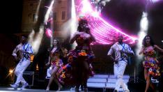 concieto plaza del mercado.. orquesta alaska..PABLO SEGURA PARDINA - 10 - 8 - 18.... [[[FOTOGRAFOS]]]