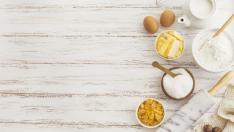Crema pastelera ingredientes
