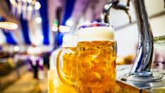 La Oktobertfest Valdespartera es el recinto perfecto para los que les gusta la cerveza.