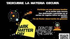 El día de la materia oscura cartel