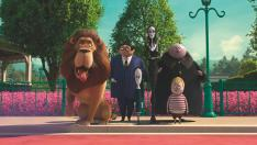 Fotograma 'La familia Addams'