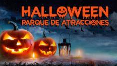 Halloween parque de atracciones