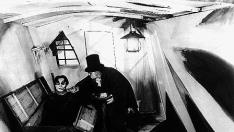 Gabinete del doctor caligari