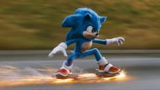 Fotograma de 'Sonic'