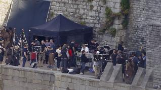 Daenerys y Jon Nieve en Zumaia