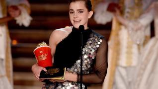 Las estrellas del cine y la televisión en los MTV Awards