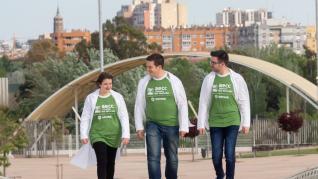 'Voluntariado por la ciencia'