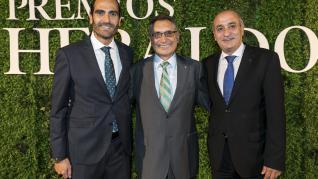 Gala de los premios Heraldo y Henneo 2018