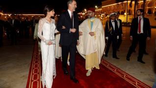 Viaje de los Reyes de España a Marruecos