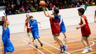 Atades Huesca Campeonato Baloncesto 2019