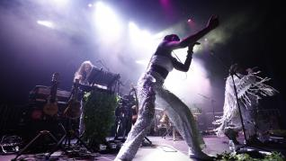 Concierto de Crystal Fighters en Zaragoza
