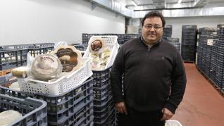 Aguilar de Alfambra: queso curado a la sombra del chopo cabecero