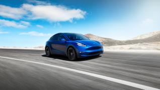 Tesla presenta su cuarto vehículo, el todocamino SUV Model Y