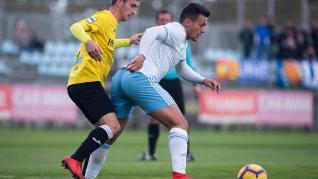 Fútbol. DH Juvenil- Real Zaragoza vs. Lleida.
