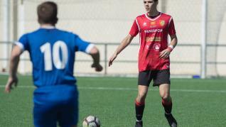 Fútbol. LNJ-Valdefierro vs. Montecarlo.
