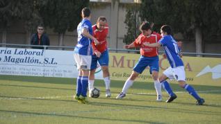 Fútbol. Regional Preferente- Caspe vs. Valdefierro.