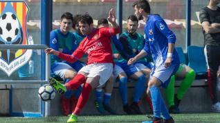Fútbol. Regional Preferente- San José vs. Mallén.