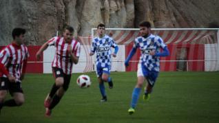 Fútbol. Tercera División- Illueca vs. Tamarite.