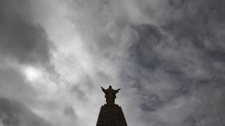Alfambra: municipio, río y un Cristo Redentor que sí, recuerda al de Río.