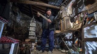 Ruesca: la vid que da la vida y el museo que la mejora