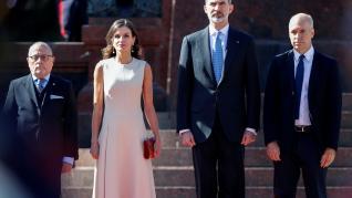 Los Reyes de España, Felipe y Letizia, en Argentina