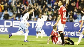 Real Zaragoza - Nástic