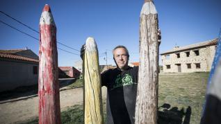 Veguillas de la Sierra esculpe sus ilusiones de futuro