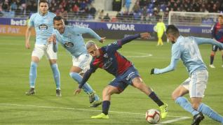 SD Huesca 3 - 3 Celta de Vigo