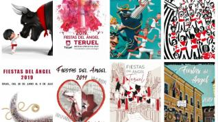 ¿Qué cartel te gusta más para las fiestas de la Vaquilla de Teruel?